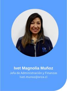 Ivet Magnolia Muñoz , galería equipo