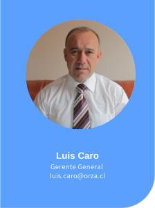 Luis Caro, galería equipo